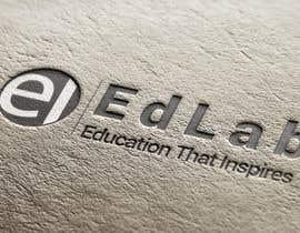#16 for Design a Logo for EdLab af chris83gr