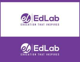 #176 for Design a Logo for EdLab af Ibrahimmotorwala