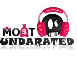 "#89 untuk Design a Logo for ""Most Unda Rated"" oleh kentberdz"