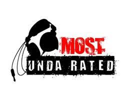 """#14 untuk Design a Logo for """"Most Unda Rated"""" oleh VikiFil"""