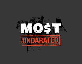 "#85 untuk Design a Logo for ""Most Unda Rated"" oleh xexexdesign"