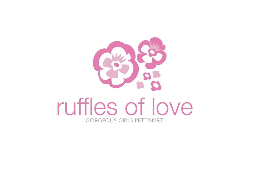 Contest Entry #                                        166                                      for                                         Logo Design for Ruffles of Love