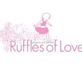 nº 206 pour Logo Design for Ruffles of Love par Barugh
