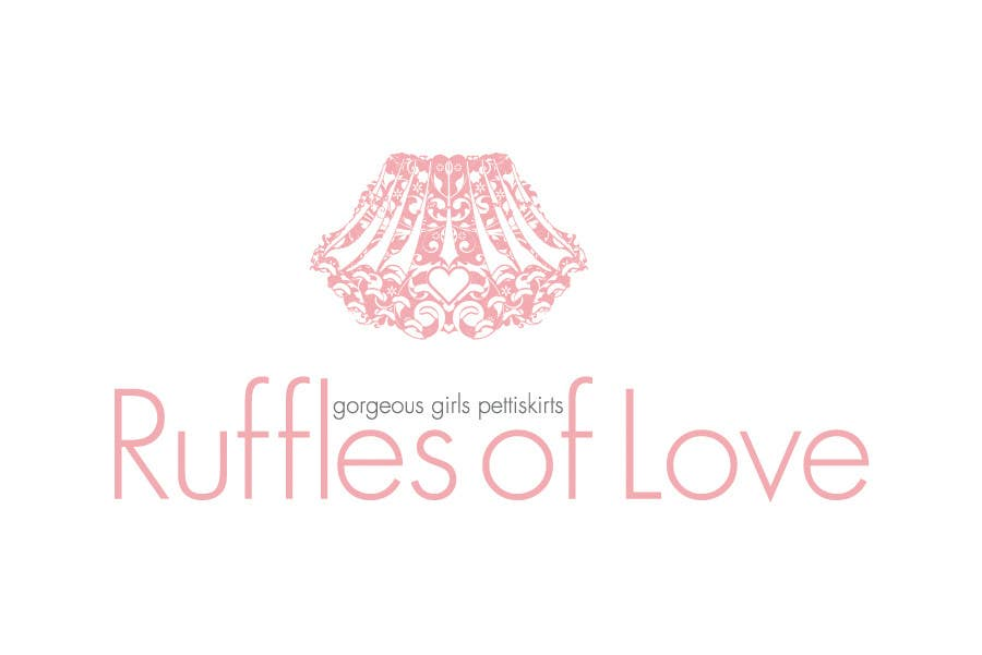 Contest Entry #232 for Logo Design for Ruffles of Love
