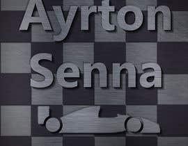 #1 para Preciso de um icone original sobre Ayrton Senna (sem foto) por JoaoPedroPereira