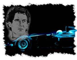 #12 para Preciso de um icone original sobre Ayrton Senna (sem foto) por cabral95