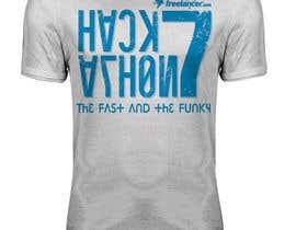 #119 untuk Design a T-Shirt for the Freelancer.com Hackathon !! oleh dennisjohn501nr