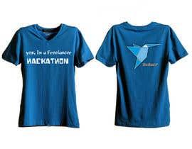 #26 untuk Design a T-Shirt for the Freelancer.com Hackathon !! oleh osamanadeem160