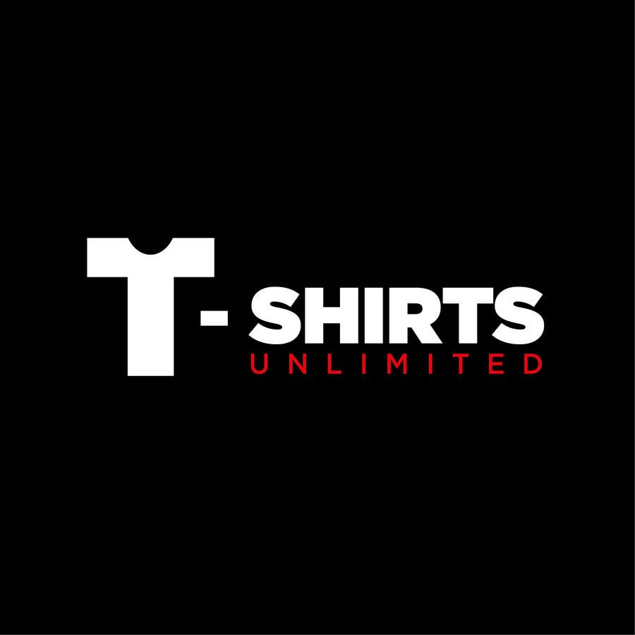 logo for t shirt company t shirts unlimited freelancer