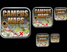#49 untuk Graphic Design for Campus Maps (iTunes Art) oleh dimitarstoykov