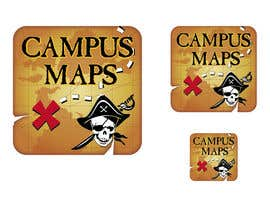 #11 para Graphic Design for Campus Maps (iTunes Art) por marijoing