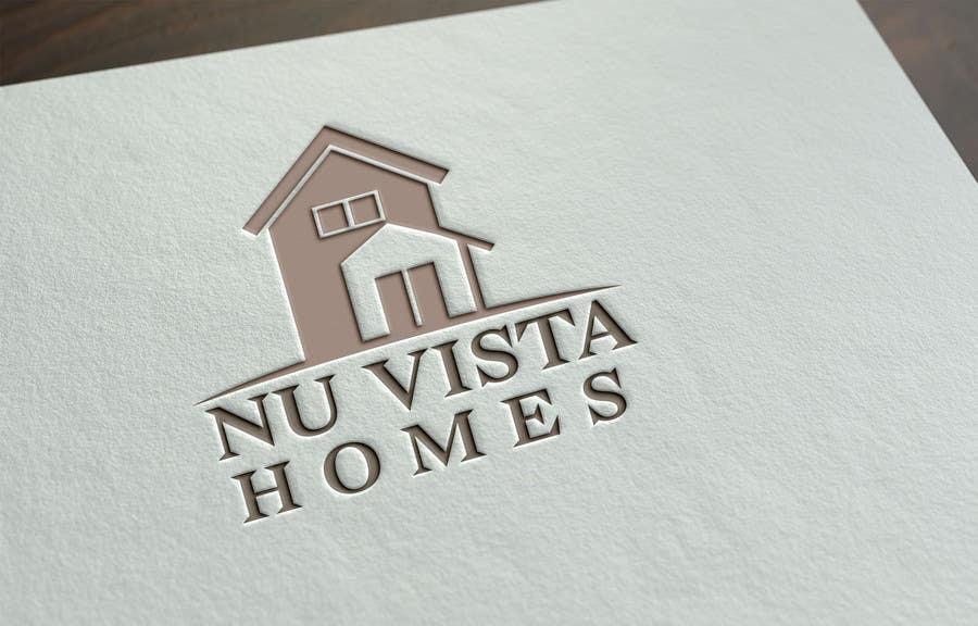 Design A Logo For New Vista Homes