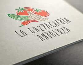 annaravazza tarafından New Logo and Corporate Identity for Gazpacheria için no 23