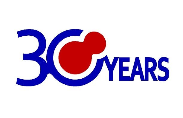 Entry #60 by joecan517 for 30th anniversary logo alternate design