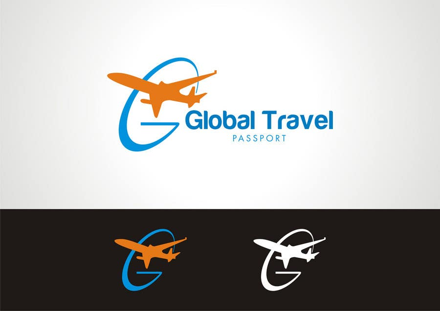 Konkurrenceindlæg #421 for Logo Design for Global travel passport