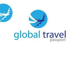 nº 160 pour Logo Design for Global travel passport par logss