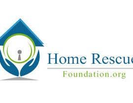 #43 untuk Design a Logo for HOMERESCUEFOUNDATION.ORG oleh futurezsolutions