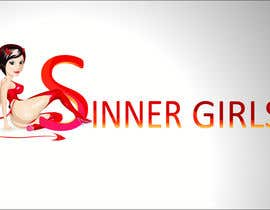 #401 for Logo Design for Sinner Girls af buhamedia