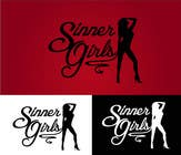 #345 for Logo Design for Sinner Girls by jehlaipixy