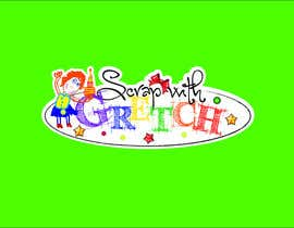 chiaracreative tarafından Logo Design for Scrap With Gretch için no 28