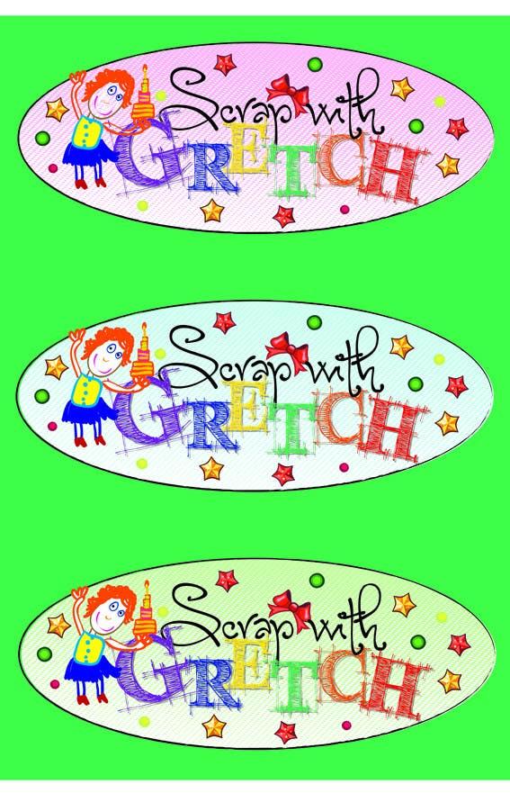 Kilpailutyö #26 kilpailussa Logo Design for Scrap With Gretch