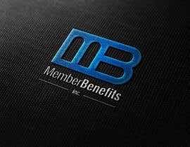 #142 para Logo Design for Member Benefits, Inc. por flov