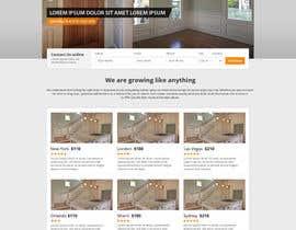 creative123411 tarafından Design a Website Mockup for Residential Builder / Real Estate Developer için no 25