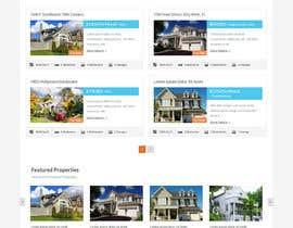 manish973 tarafından Design a Website Mockup for Residential Builder / Real Estate Developer için no 17