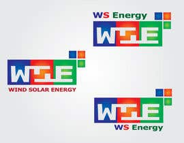 nº 163 pour Logo Design for WS Energy par IniAku84