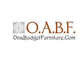 #76 untuk Design a Logo for OnaBudgetFurniture.Com oleh simonad1
