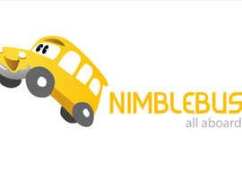 #23 para Logo Design for a business using a bus for its theme por nom2