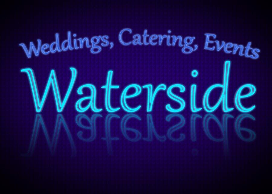 Inscrição nº                                         12                                      do Concurso para                                         Logo Design for Waterside