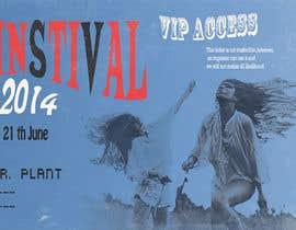 #18 untuk Logo & poster concept for festival themed event oleh zeabnahtanoj