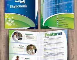nº 53 pour Brochure Design for DigiSchools par tarhestan