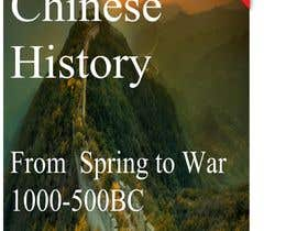 nº 62 pour eBook Cover for Ancient China History Book par mohan2see