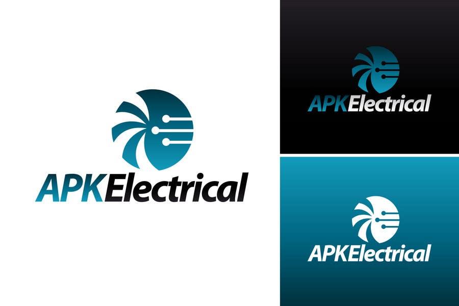 Konkurrenceindlæg #29 for Logo Design for APK Electrical
