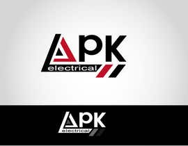 #215 для Logo Design for APK Electrical от masudrafa