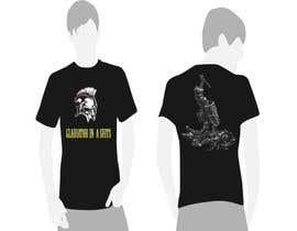 Billyjoe300 tarafından Design a T-Shirt için no 4