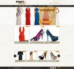 Contest Entry #8 for Design a Website Mockup for ecommerce site dresses and shoes