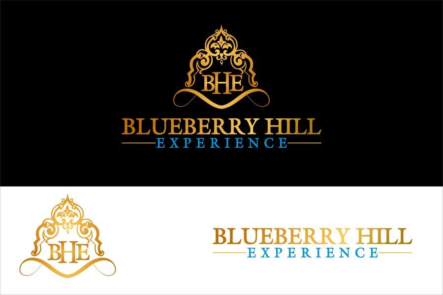 Contest Entry #                                        350                                      for                                         Logo Design for Blueberry Hill Experience