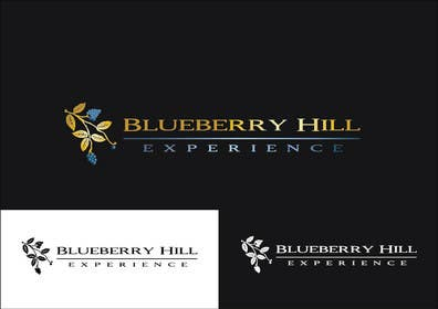 #354 cho Logo Design for Blueberry Hill Experience bởi paxslg