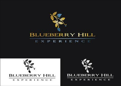 #357 cho Logo Design for Blueberry Hill Experience bởi paxslg