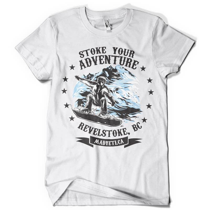 Inscrição nº                                         29                                      do Concurso para                                         Alpine Sport T Shirt Design (1 to 3 colors)