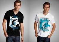 Graphic Design Inscrição do Concurso Nº15 para Alpine Sport T Shirt Design (1 to 3 colors)