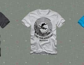 #36 para Alpine Sport T Shirt Design (1 to 3 colors) por FredrikWei