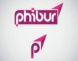 #196 for Design a Logo for Phibur Apparel af ClainIoan