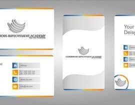 #95 cho Design a Logo, Business Card, A4 Brochure Template -- 2 bởi ahmetbaysan54