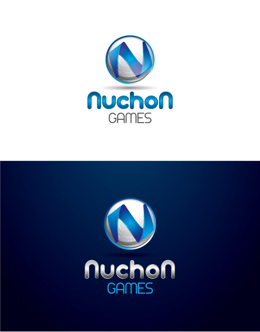 Конкурсная заявка №109 для Logo Design for Nuchon Games