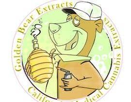 "juanangelredo tarafından we need someone to Design THREE Logo's for a California Medical Cannabis Extracts Company Called ""Golden Bear Extracts"" için no 16"