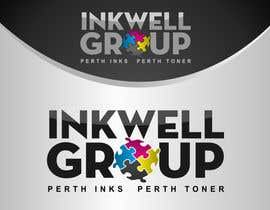 dimitarstoykov tarafından Logo Design for Inkwell Group - Perth Inks - Perth Toner için no 394